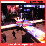 P12 farbenreiche Dance Floor LED-Bildschirmanzeige-Video-Wand