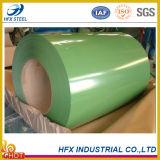 Цвет Ral высокого качества Prepainted гальванизированная стальная катушка