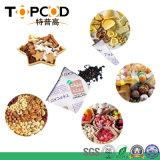 oxígeno resistente de la deterioración de la categoría alimenticia 30cc absorbente para el almacenaje desigual