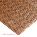 Лист украшения декоративной плиты PVC/PVC
