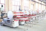 자동적인 스프링롤 장 기계 또는 Samosa 생과자 기계 또는 Injera 기계 또는 Lumpia 포장지 기계 (실제적인 공장) 2017 새로운 디자인 또는 상단 계급