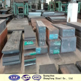 acciaio di plastica d'acciaio della muffa forgiato 3cr2nimnmo 1.2738/P20+Ni/