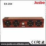 Ex254中国の製造者の適正価格のマルチメディア部屋のための木のケースのスピーカー