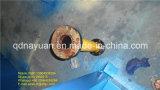 ISO BV SGS를 가진 자동적인 고무 프레임 유형 격판덮개 가황기