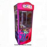 Il più in ritardo macchina del gioco di vendita del regalo della branca della gru di 4 rotelle (ZJ-CG17)