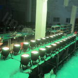 RGB 3in1 54PCS 3watt DMX 단계 동위 LED