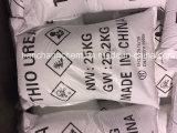 白い水晶、Thiocarbamideの99%のチオ尿素