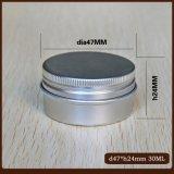 косметические алюминиевые жестяные коробки 30g