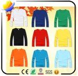 Hohe Verkäufe erwachsene Form-des beiläufigen Baumwollt-shirts