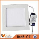 Quadratische LED-Deckenleuchte-Badezimmer-Deckenverkleidung-Lichter