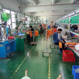 Machines de moulage par injection d'usine de la Chine et de bonne qualité pour des câbles de connecteur