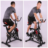 bicicleta de exercício interna usada comercial de giro da bicicleta para a venda