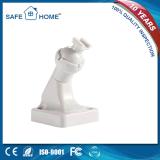 Veiligheid van het huishouden telegrafeerde de Muur Opgezette Sensor van de pir- Motie