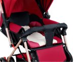 Bequemer Baby-GroßhandelsSpaziergänger mit großem Sitz (CA-906-1)