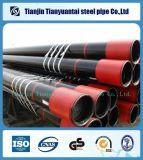 Tubo d'acciaio dell'intelaiatura del carbonio api 5CT di ERW