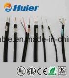 Aufbau-Kabel des Qualitäts-niedrigen Preis-RG6 mit Cat5e