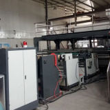 Máquina da fatura de película da bolha de ar do composto da folha de alumínio