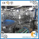 プラスチックびんによって炭酸塩化される飲み物水充填機中国製