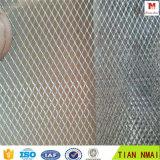 Maille augmentée par matériau en métal en métal de construction