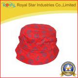 Form im FreienFishman Wannen-Hut mit gedrucktem Muster