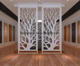 Painel decorativo de madeira moderna e moderna