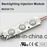 Módulo de la inyección del módulo DC12V/24V IP66 del alto brillo LED para la carta de canal de los rectángulos ligeros con la UL de RoHS del Ce