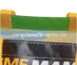 Pp. gesponnener Beutel mit lamelliert für den Einkauf mit kundenspezifischer Größe