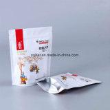 Kundenspezifischer gedruckter Aluminiumfolie-Fastfood- Beutel