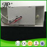 Il doppio dirige la lampada Emergency del LED con la batteria Ni-CD