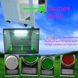 실험실 장비를 위한 수평한 박판 모양 기류 청정실 청결한 벤치