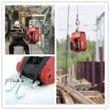 Verschieben der Drahtseil-elektrischen Handkurbel