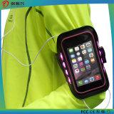 Trainings-Sport-Armbinde-Kasten für iPhone oder androides Mobiltelefon