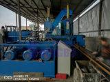Bloco de aço do metal que faz a máquina