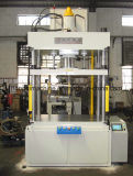 Máquina de pressão hidraulica de precisão de quatro colunas