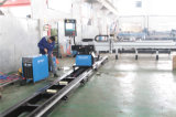 Niedrige Kosten 2300mm Breite CNC-Bock-Typ Plasma-Flamme-Ausschnitt-Maschine