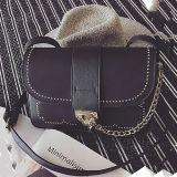 Приезжанные новые подгоняют роскошный итальянский кожаный мешок Sy8301 посыльного крышки кожи замши PU мешка для перевозки трупов креста мешка плеча
