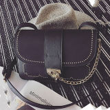 Novo Chegou Personalizar Luxo de couro italiano bolsa de ombro saco de corpo cruzado PU Suede bolsa de couro Messenger Messenger Sy8301