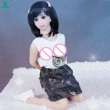Silikon-reale Liebes-Puppe mit Loch-Haut-Geschlechts-Spielzeug des Skelett-3