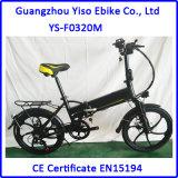 Deporte adulto 36V 250W de Myatu plegable la bici eléctrica con la batería ocultada