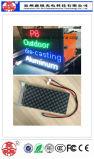 Diodo emissor de luz ao ar livre de P8 SMD que anuncia o módulo elevado da definição da cor cheia do indicador