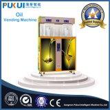 Máquina expendedora de petróleo barato con el modelo de cristal