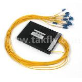 Module 16 Kanaal CWDM van de Multiplextelegraaf CWDM van de vezel Optische Passieve