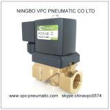 Клапан соленоида диафрагмы серии Vpc латунный пилотный для европейского рынка