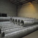 2.4X3.0mmm (17/15) 1000mの1250m楕円形の電流を通された鋼線
