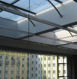 Большие шторки завальцовки навеса окна гостиницы супер рынка