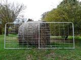 販売のための熱い浸された電流を通された農場のゲート