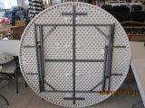 Heißer Verkauf, der runden Tisch und Stuhl mit Fischen-Stuhl faltet