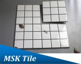 azulejo esmaltado de cerámica blanco de Wall&Floor de la Gran Muralla 300X300