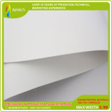 デジタル印刷を広告するための上塗を施してあるFrontlit PVC旗の屈曲