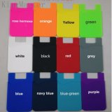 3m Sticker Silicone Mobile Card Holder Phone Case Sticker pour cadeau